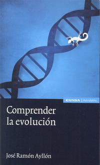 Libro COMPRENDER LA EVOLUCION