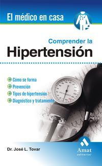 Libro COMPRENDER LA HIPERTENSION