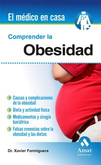 Libro COMPRENDER LA OBESIDAD: CAUSAS Y COMPLICACIONES