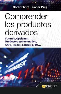 Libro COMPRENDER LOS PRODUCTOS DERIVADOS