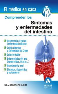 Libro COMPRENDER LOS SINTOMAS Y ENFERMEDADES DEL INTESTINO