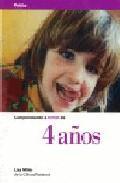 Libro COMPRENDIENDO A TU HIJO DE 4 AÑOS