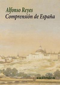 Libro COMPRENSION DE ESPAÑA