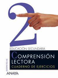 Libro COMPRENSION LECTORA . CUADERNO DE EJERCICIOS 2