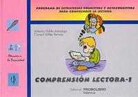 Libro COMPRENSION LECTORA 1