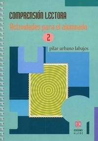 Libro COMPRENSION LECTORA 2 ACTIVIDADES PARA ALUMNO