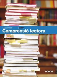 Libro COMPRENSIÓ LECTORA 1º ESO QUADERN ED 2007