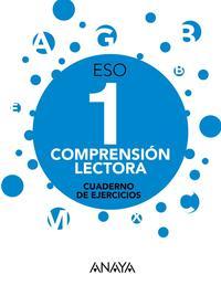 Libro COMPRESIÓN LECTORA 1º ESO MEC