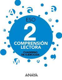 Libro COMPRESIÓN LECTORA 2º ESO