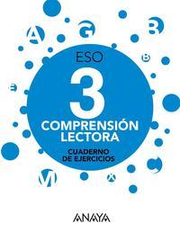 Libro COMPRESIÓN LECTORA 3º ESO MEC