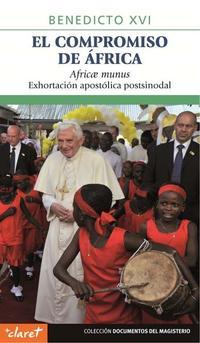 Libro COMPROMISO DE AFRICA: AFRICAE MUNUS EXHORTACION APOSTOLICA POSTSI NODAL