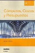 Libro COMPUTOS, COSTOS Y PRESUPUESTOS