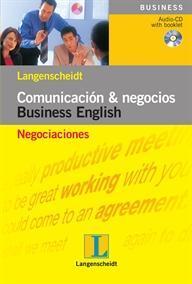 Libro COMUNICACION & NEGOCIOS BUSINESS ENGLISH: NEGOCIACIONES