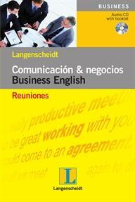 Libro COMUNICACION & NEGOCIOS BUSINESS ENGLISH: REUNIONES CD