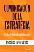 Libro COMUNICACION DE LA ESTRATEGIA