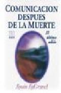Libro COMUNICACION DESPUES DE LA MUERTE