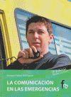 Libro COMUNICACION EN LAS EMERGENCIAS
