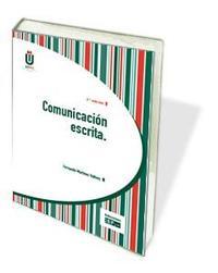 Libro COMUNICACION ESCRITA