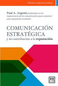 Libro COMUNICACION ESTRATEGICA