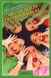 Libro COMUNICACION INTERPERSONAL EN RELACIONES SOCIALES EFICACES