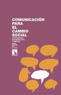 Libro COMUNICACION PARA EL CAMBIO SOCIAL