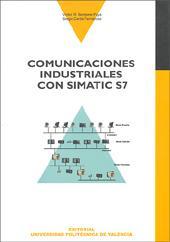 Libro COMUNICACIONES INDUSTRIALES CON SIMATIC S7