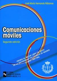 Libro COMUNICACIONES MOVILES