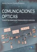 Libro COMUNICACIONES OPTICAS: CONCEPTOS ESENCIALES Y RESOLUCION DE EJER CICIOS