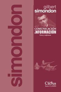 Libro COMUNICACIÓN E INFORMACIÓN