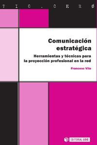Libro COMUNICACIÓN ESTRATEGICA