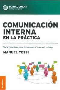 Libro COMUNICACIÓN INTERNA EN LA PRÁCTICA