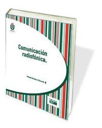 Libro COMUNICACIÓN RADIOFÓNICA