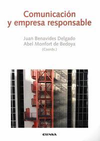Libro COMUNICACIÓN Y EMPRESA RESPONSABLE