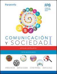 Libro COMUNICACIÓN Y SOCIEDAD I