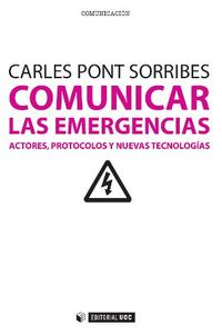 Libro COMUNICAR LAS EMERGENCIAS