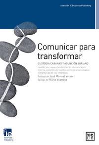 Libro COMUNICAR PARA TRANSFORMAR