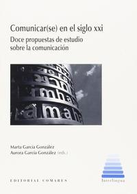 Libro COMUNICAREN EL SIGLO XXI