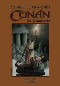 Libro CONAN DE CIMMERIA