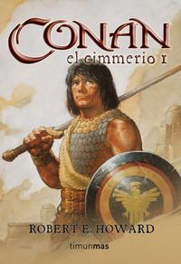 Libro CONAN EL CIMMERIO 1