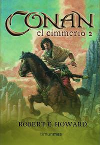 Libro CONAN EL CIMMERIO 2