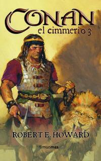 Libro CONAN EL CIMMERIO 3