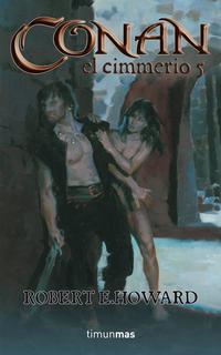 Libro CONAN EL CIMMERIO 5
