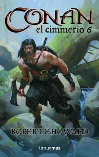 Libro CONAN EL CIMMERIO 6