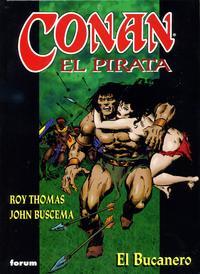Libro CONAN EL PIRATA Nº 4: EL BUCANERO