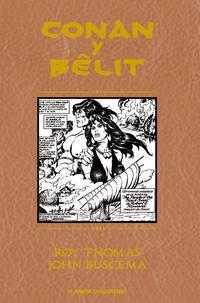 Libro CONAN Y BELIT - INTEGRAL
