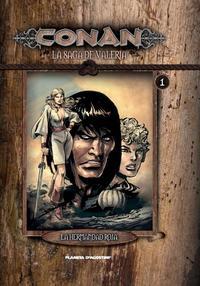 Libro CONAN: SAGA DE VALERIA Nº 1