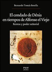 Libro CONDADO DE DENIA EN TIEMPO DE ALFONSO EL VIEJO