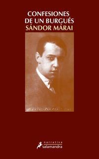 Libro CONFESIONES DE UN BURGUES
