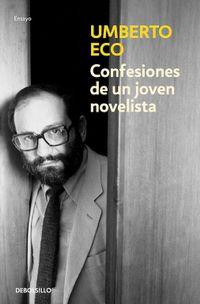 Libro CONFESIONES DE UN JOVEN NOVELISTA