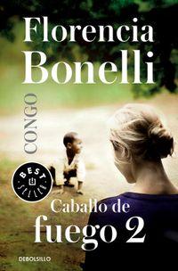 Libro CONGO (CABALLO DE FUEGO #2)